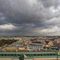Вид с обзорной площадки Исакиевского Собора. :: Владимир Питерский