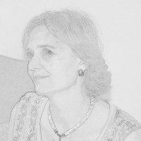 Если бы кто-то нарисовал меня карандашом... :: Светлана marokkanka