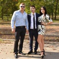 В парке :: Владимир Болдырев
