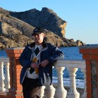 Я и Алчак!!! :: владимир Баранов