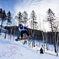 Сноуборд :: Арина Сивцева