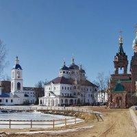 Николо-Сольбинский женский монастырь. :: Ирина Нафаня
