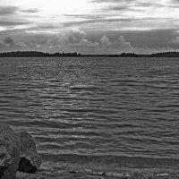 Финский залив.Холодно! :: Григорий Кучушев