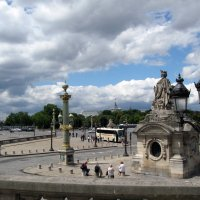 Париж, туристы :: Татьяна Нижаде