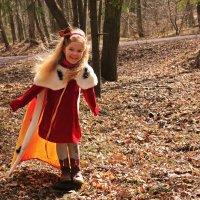 Маленькая королева :: Полина Иващенко