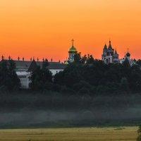 Подмосковье.Звенигородские пейзажи :: юрий макаров