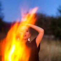 Огонь :: Леонид Мочульский