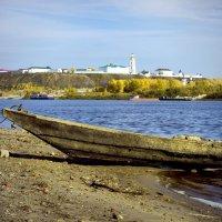 старая лодка :: Анна Шелест