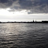01.10.2014 Прогулка по Санкт-Петербургу :: Полина