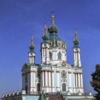 Андреевская церковь. Киев. :: Барбара