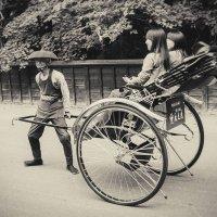 Японский рикша :: Evgeny Kornienko