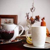 Осеннее чаепитие :: Ksenia Bahcha