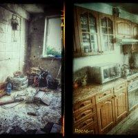пережитый кошмар))) :: Sergey Bagach
