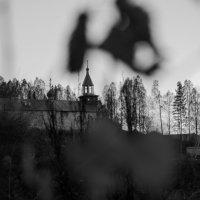 Церковь :: Елена Лобанова