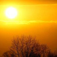 Октябрьский свежий закат :: A. SMIRNOV