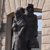 Памятник в Омске :: Savayr
