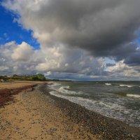прогулка по берегу моря :: Марат Макс
