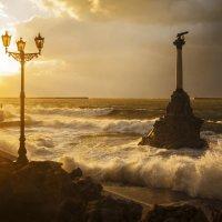 Оранжевый шторм :: Игорь Кузьмин
