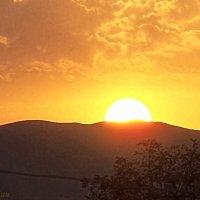 закат в горах :: Юрий Владимирович