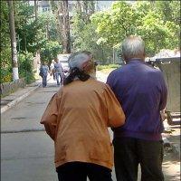 Вместе навсегда... :: Нина Корешкова