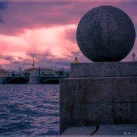 Гранитный шар :: Игорь Вишняков
