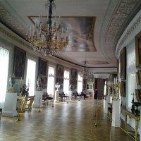 Павловский дворец-музей.Галлерея. :: Виктор Елисеев