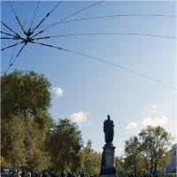 Московская осень :: Марина Буренкова