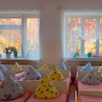 А за окнами осень. :: Алексей Golovchenko