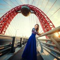 Фотосессия на Живописном мосту :: Ольга Сильнова