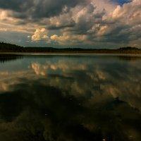 озеро Лампиярви :: Bad-Robot Смирнов Александр