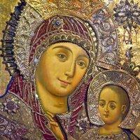 Икона Божией Матери :: Valeriy(Валерий) Сергиенко