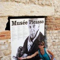 Антиб. Около музея П.Пикассо :: Alexander N