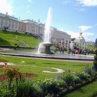 Петродворец.Нижний парк. :: Жанна Викторовна