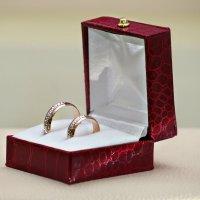 Обручальные кольца :: Олеся Урюпова