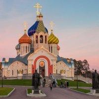 Церковь Святого Игоря Черниговского :: Павел Устинов