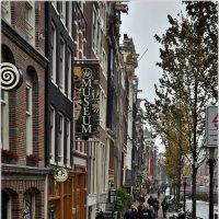 Поздняя осень в Амстердаме... :: Aquarius - Сергей