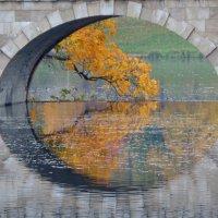 Карпин мост. Гатчина :: Юрий Цыплятников