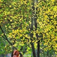 Осенний автопортрет :: Диана Задворкина