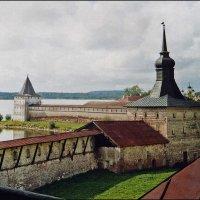 Кирилло-белозёрский монастырь :: Александр Петров