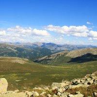 горы и долины... :: Лидия Юсупова