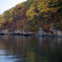 Осенний вечер у моря. :: Павел Бескороваев