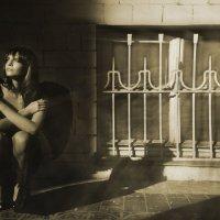 Черный ангел :: Юлия Астратенко