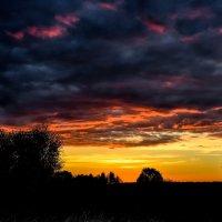 закат :: Юрий Бичеров