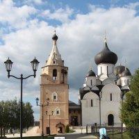 Вид на монастырь :: Ольга Крулик