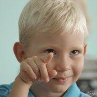 детская простота :: Sergey Tkachev