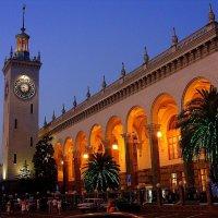 Железнодорожный вокзал :: Tata Wolf