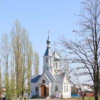 церквушка :: e.s. nikol