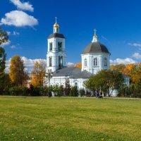 храма в честь иконы Божией матери :: Екатерина Рябцева