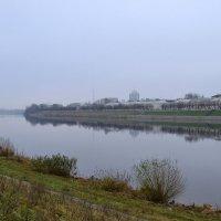 Осень. Волга. Тишина. :: Angelika Faustova