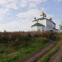 дорога к Храму :: Дмитрий Часовитин